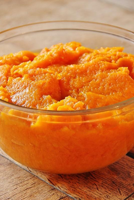Mashed Pumpkin