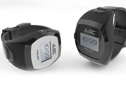 Wristwatch positioning device to help safeguard people with autism and alzheimers