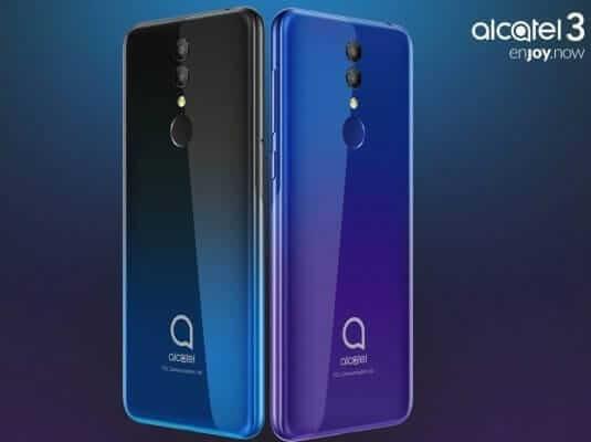 Alcatel 3 2019