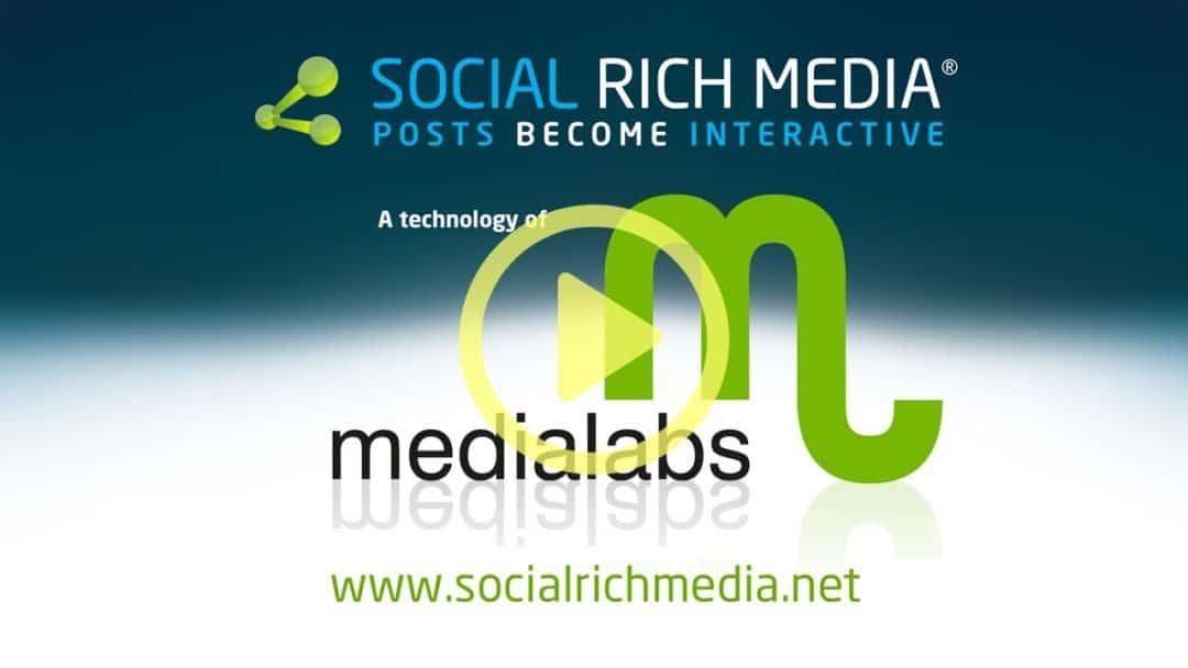 Motion graphics explainer video Social Rich Media