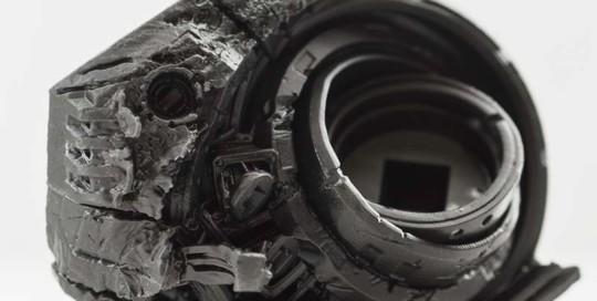 Напечатано из FunToDo Deep Black фотополимерная смола 3D