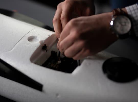 koliber UAS, system bezzałogowy produkcji BZB UAS dokupienia wsklepie bzbuas.com