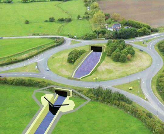 A38 Roundabout