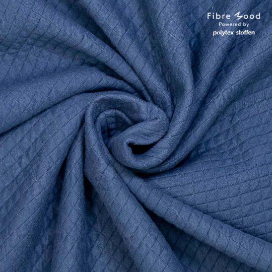 knit co/pl QuiltedSweatshirt diamond
