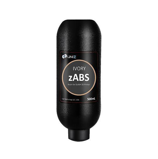 Смола для SLASH/SLASH+ (повышенной прочности) zABS молочная