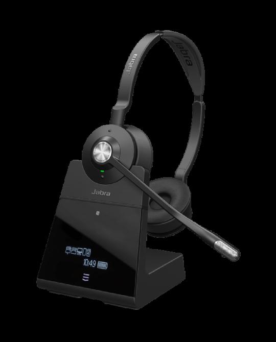 jabra engage 75 stereo headphones