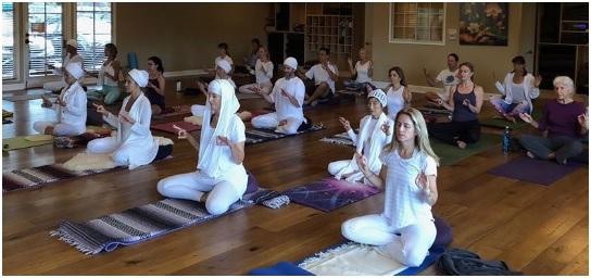yoga in california