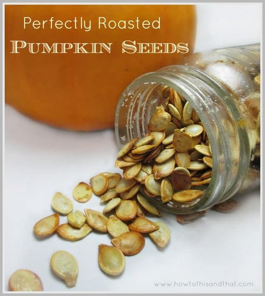 How To Easily Roast The Perfect Pumpkin Seeds 1