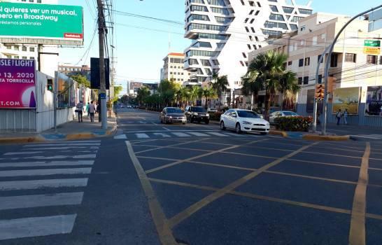 Cambio de calles en el DN
