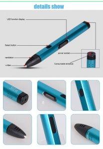 Компактна3D ручка K-Slim: особливості