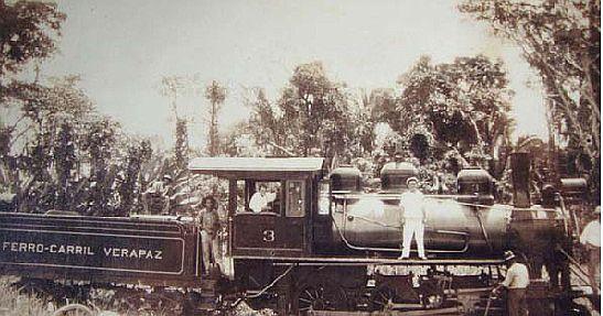 Ferrocarril Verapaz