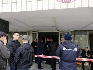 Правоохранители освободили столичный спортклуб