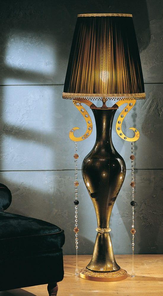 FLM242-lampade-da-terra-design-piantane-classiche-di-lusso-vetro-murano-artigianali