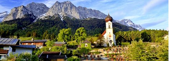 Wochenmaerkte in Bayern