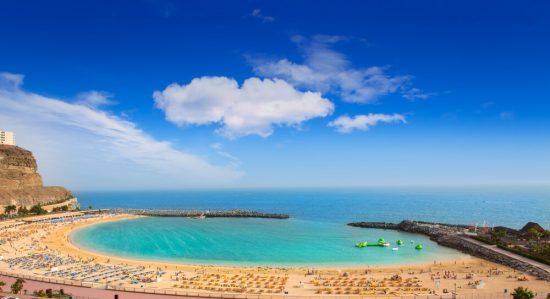 Amadores Beach - Gran Canaria - Cheap holiday destinations