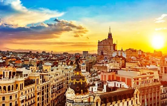 Фото - Испанский закат