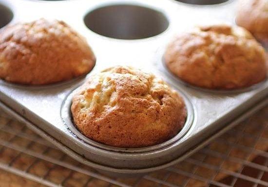 Small Batch Banana Muffins | One Dish Kitchen