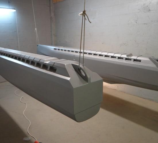 Prototype Catamaran NAU