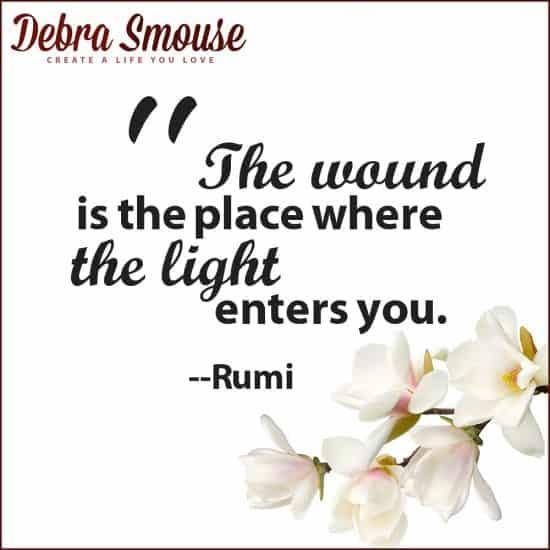 Rumi on Light