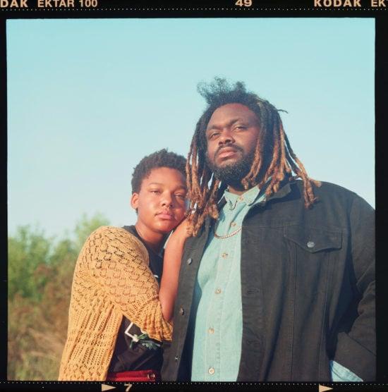 120mm film couple portrait at hisle farm park