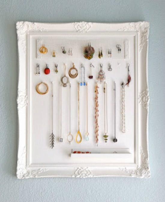 Jewelry Organization Ideas - Mona Luna