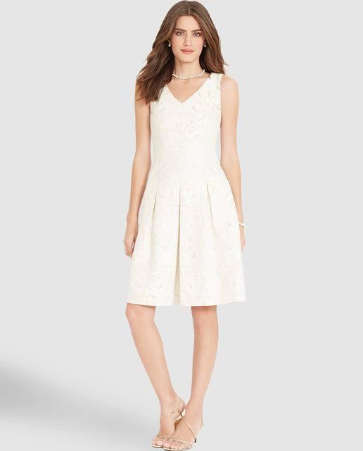 vestidos-de-fiesta-el-corte-ingles-corto-blanco