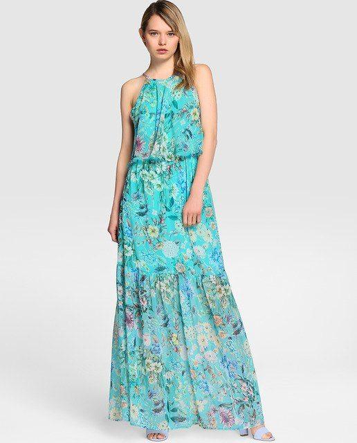 vestidos-de-fiesta-el-corte-ingles-largos-estampado-flores-azul