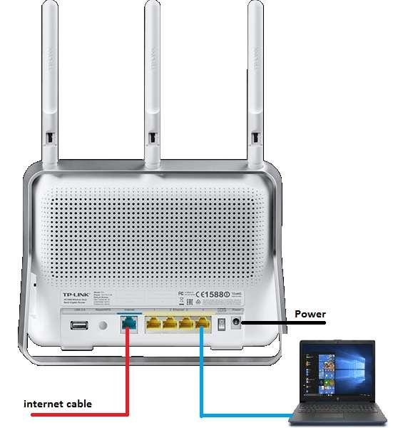 tp-link archer ac1900 smart wifi router - dual-band gigabit (c9)