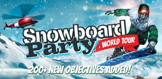 تنزيل لعبة Snowboard Party World Tour