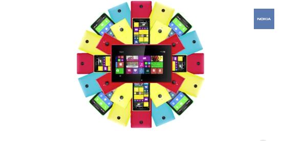 Nokia Lumia (Bild: Nokia)