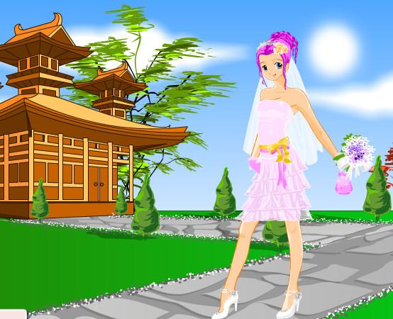juegos novia anime