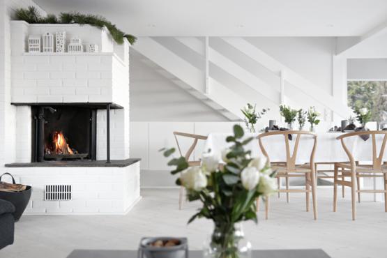 estilo minimalista nórdico diseño interior diseñador interiores decorador interiores Decoración serena minimalista y muy elegante decoración salones decoración nórdica escandinava decoración de interiores decoración comedores blog diseño interiores arquitectura interior