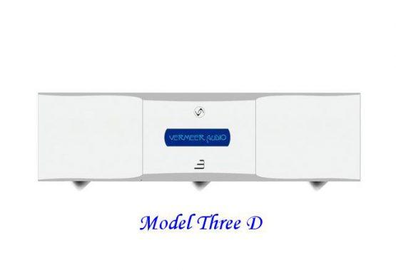 VERMEER Audio annonce la naissance du modèle Three D