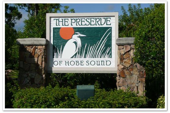 The Preserve of Hobe Sound Real Estate Market Report