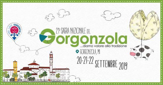 sagra del gorgonzola 2019 milano