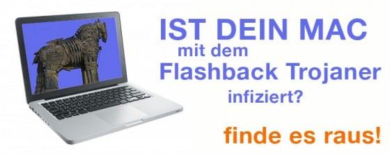 Ist mein Mac mit dem Flashback Trojaner infiziert?
