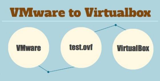 vmware to virtualbox