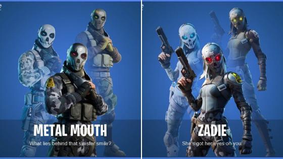 zadie-and-metal-mouth-skin-unlock-challenges-leaked