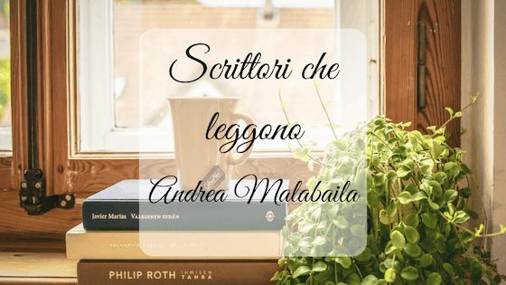 Scrittori che leggono - Andrea Malabaila