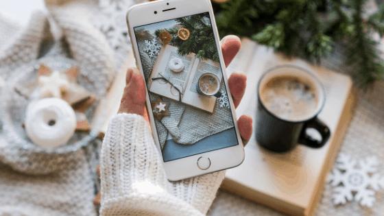 Instagram Hashtags Cheat Sheet - blog 1