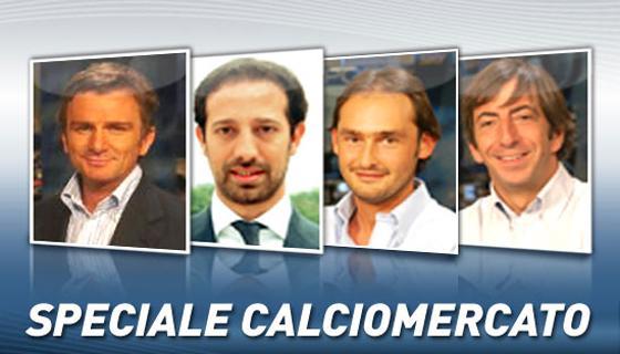 """Riparte il 4 Giugno su Sky Sport: """"Speciale Calciomercato""""   Digitale terrestre: Dtti.it"""