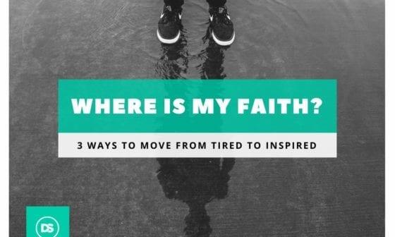 Where is My Faith?