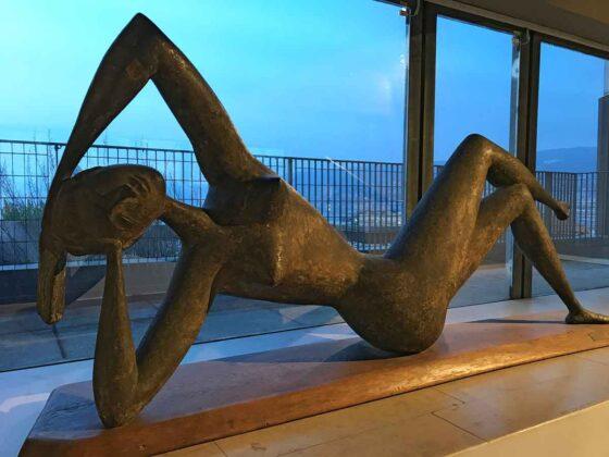 """Visita al Museo Revoltella di Trieste: la scultura """"Risveglio di primavera"""""""