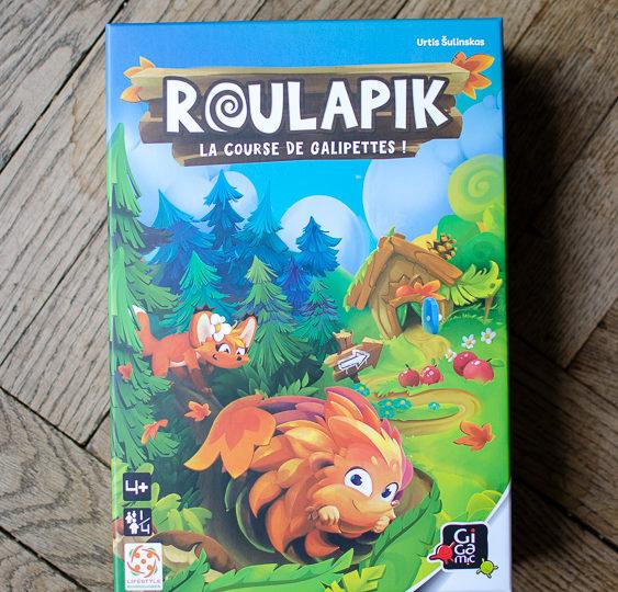 Roulapik : la grande course des hérissons
