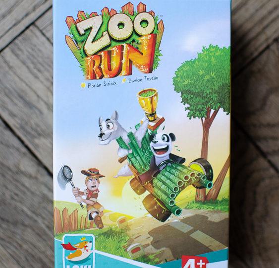 Zoo Run : la course infernale de Loki