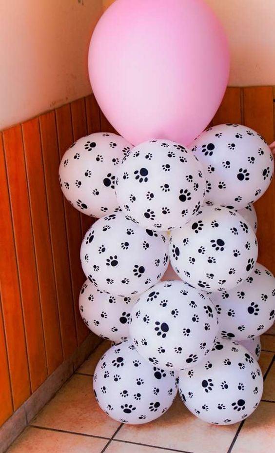 Girls Paw Patrol Party Ideas | Pretty My Party