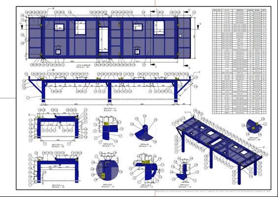 Mechanical 2D & 3D Drafting
