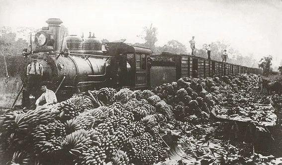 Bananas y Ferrocarril de Guatemala