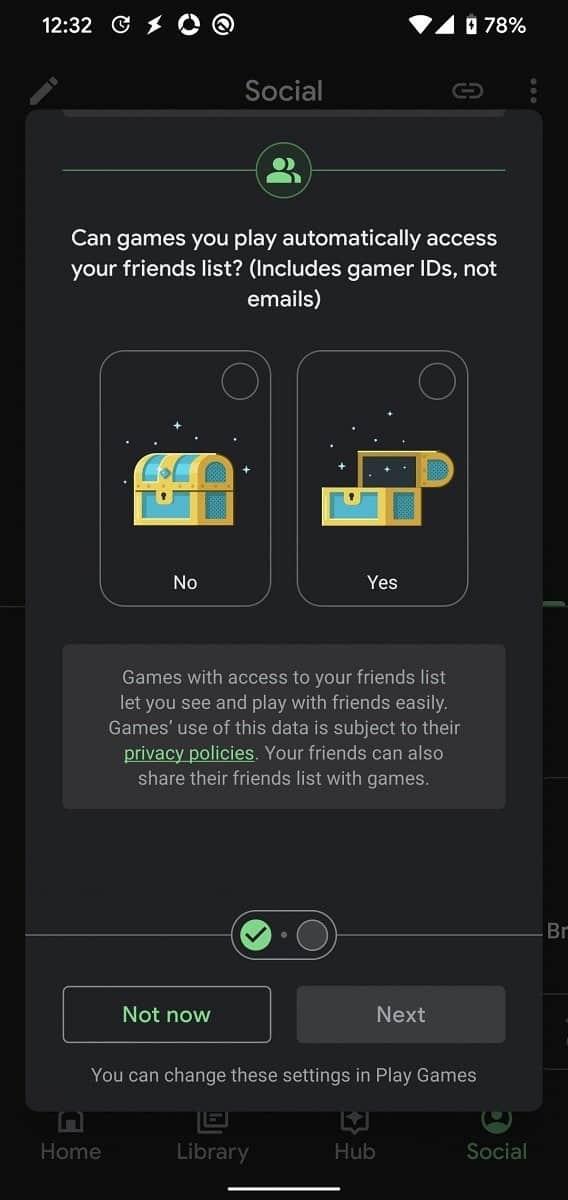 ألعاب Google Play: العب وجهاً لوجه مع أصدقائك! 2