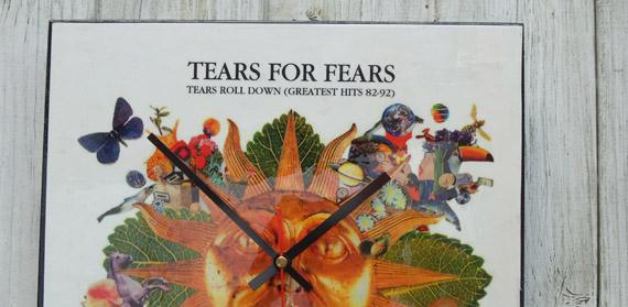 Tears Roll Down